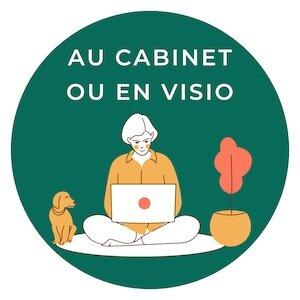 Séance en visio et au cabinet
